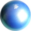 Boll glitter 18cm, Pastorelli - FIG - Blå glitter (Saphire blue)