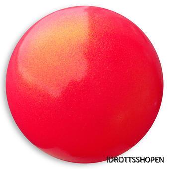 Pastorelli boll Ø18 cm Coral glitter