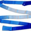 Band, flerfärgat Pastorelli - FIG - Blå/ljusblå/vit 6 m