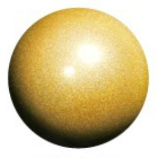 Boll 18,5cm Chacott - Guld