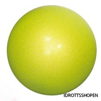 Chacott boll 18 cm Citrongul