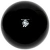 Boll 18 cm Pastorelli - FIG - Svart