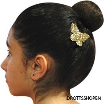Pastorelli hårsmycke fjäril flicka