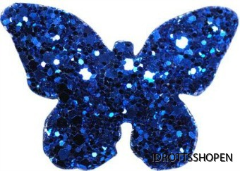 Pastorelli hårsmycke blå