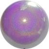 Boll glitter 18cm, Pastorelli - FIG - Lila (Baby Lilac)