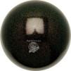 Boll glitter 18cm, Pastorelli - FIG - Svart glitter