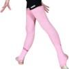 Benvärmare med fot - Rosa junior (60 cm) - Pastorelli