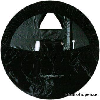 Pastorelli redskapsväska svart