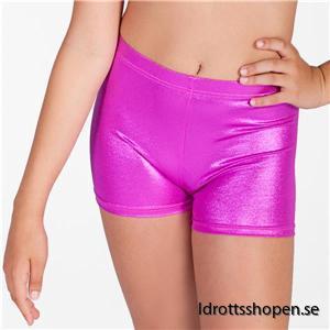 Intermezzo hotpants rosaglitter