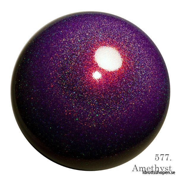 Chacott boll 18,5 cm Amethyst