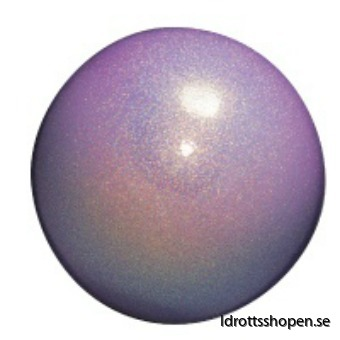 Chacotte boll 18,5 cm ljuslila