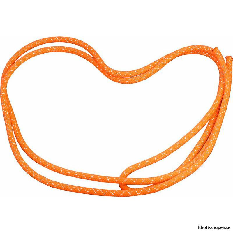 Orange m silver