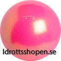 Patorelli boll Ø16 cm rosa/glitter