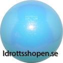 Patorelli boll Ø16 cm ljusblå/glitter