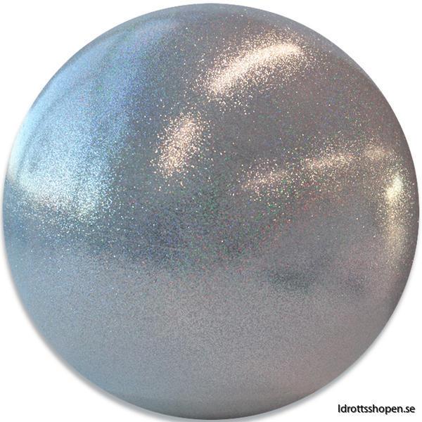 Pastorelli boll  Ø16 cm silver/glitter