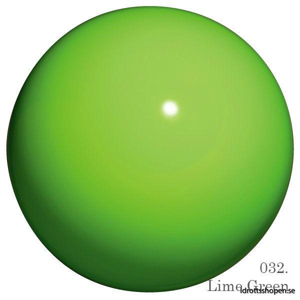 Chacott boll 18 cm Lime green