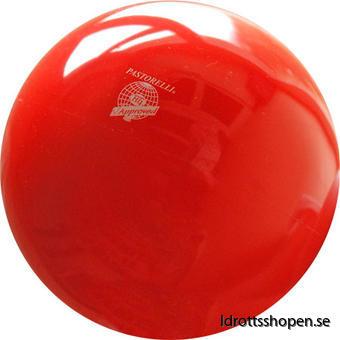 Pastorelli boll 18 cm röd