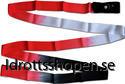 Pastorelli band monocrone svart-röd