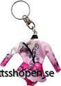 Pastorelli nyckelring rosa Benedet