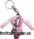 Pastorelli nyckelring rosa Josephine