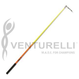 Bandpinne ST5916, Venturelli FIG - Neon orange gul m svart grepp