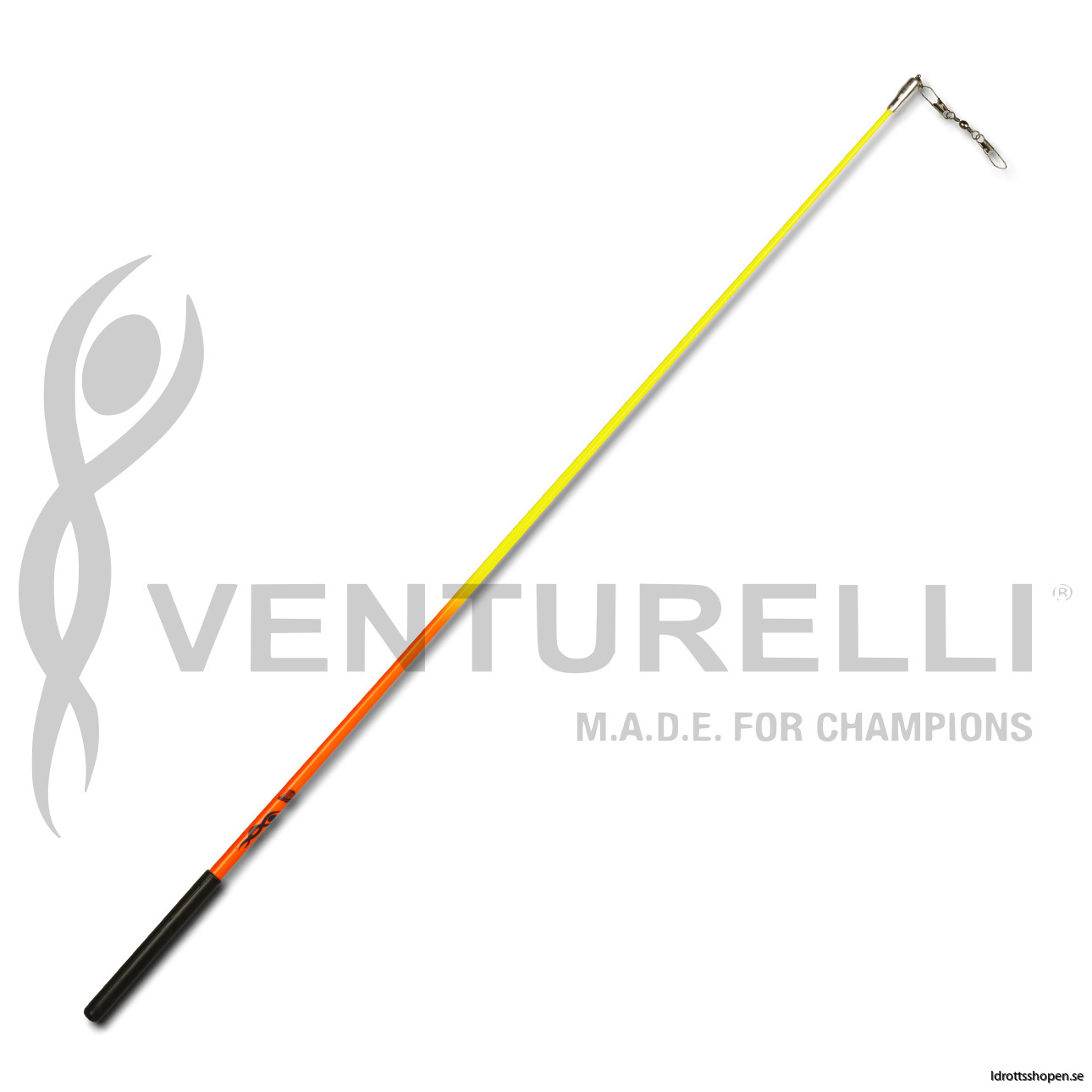 Venturelli pinne ST5916 neon orange gul