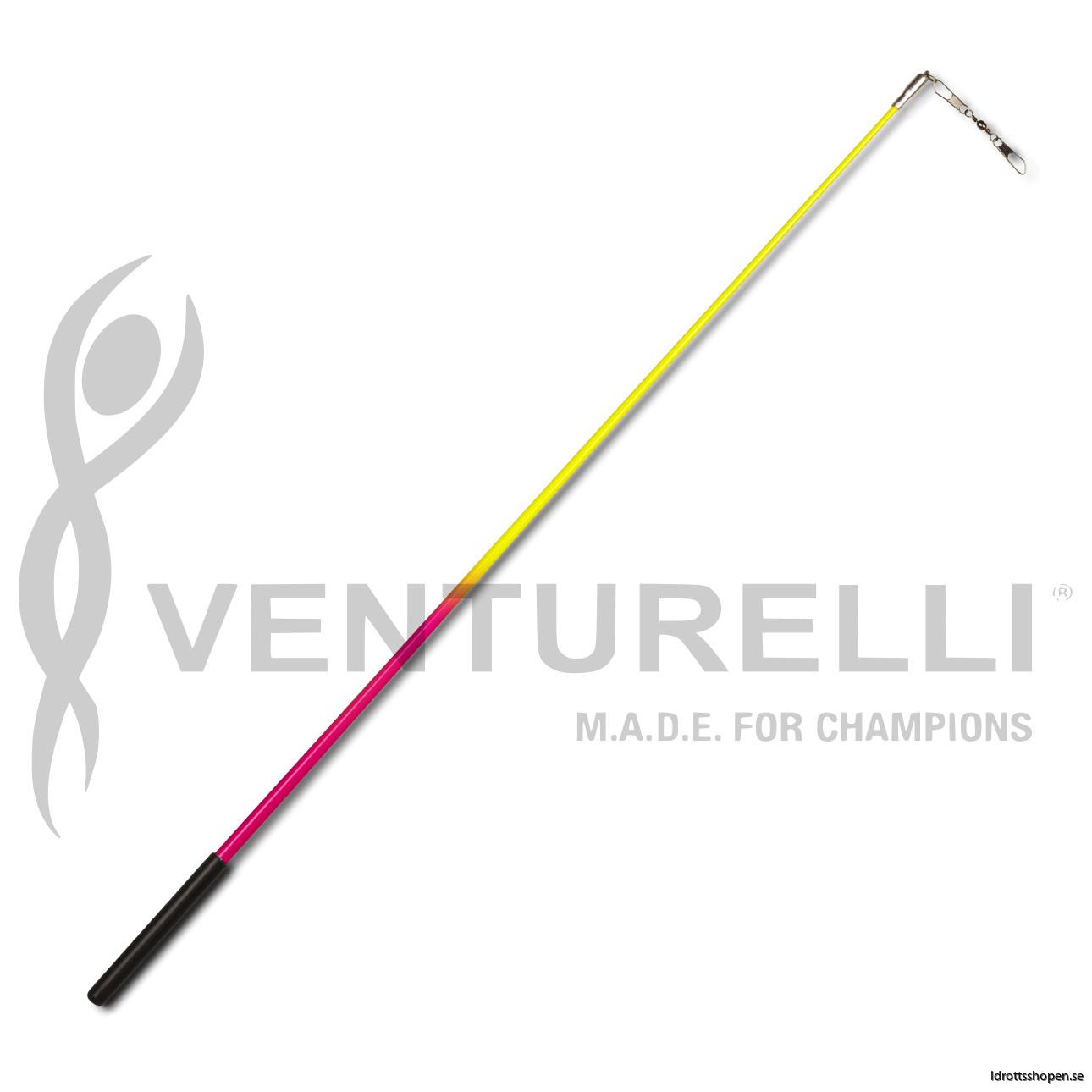 Venturelli pinne ST5916 neon rosa gul