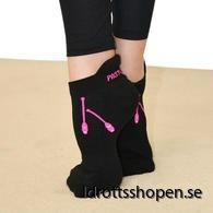 Pastorelli strumpor svart 2