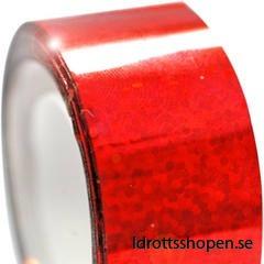 Pastorelli tejp Hologram röd