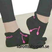 Pastorelli strumpor svarta