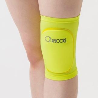 Vadderade knäskydd, Chacott - Neongul S