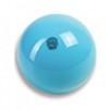 Boll enfärgad 15 cm, Amaya - Ljusblå
