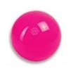 Boll enfärgad 15 cm, Amaya - Flour pink