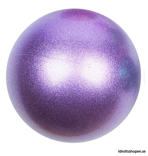 Amaya boll 16 lila glitter