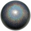 Boll glitter 16 cm, Pastorelli - Galaxy/glitter