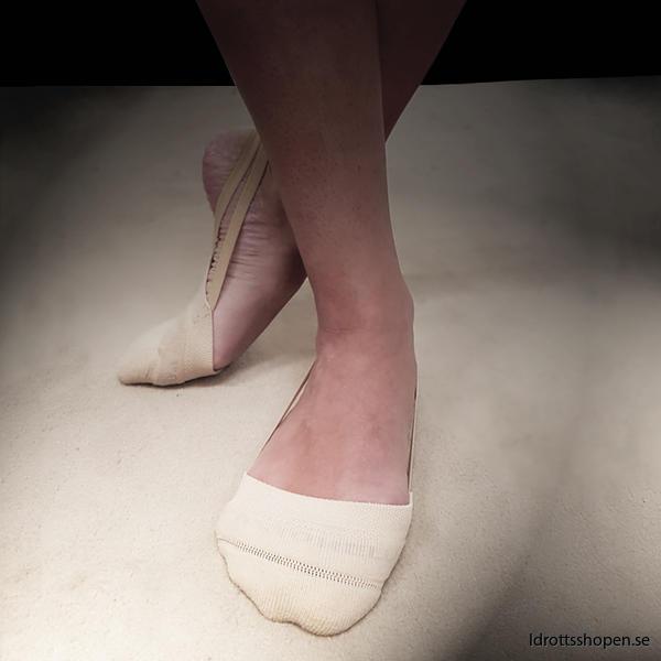 Pastorelli halvsko sock mod 2