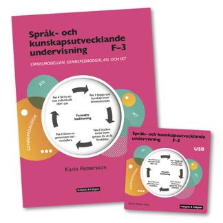 Språk- och kunskapsutvecklande undervisning – PAKET Bok + USB - Språk- och kunskapsutvecklande undervisning PAKET: Bok + USB