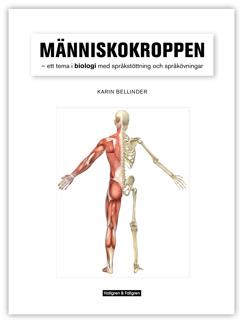 Människokroppen - Människokroppen – ett tema ibiologimed språkstöttning och språkövningar