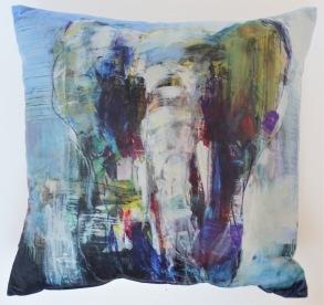 Elefantkudde - Elefant kudde utan innerkudde
