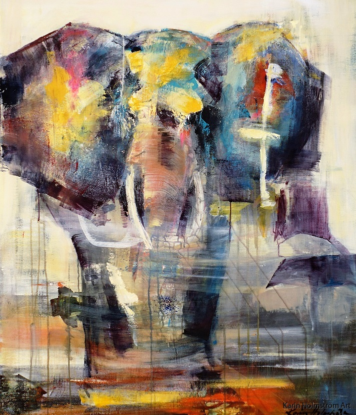 Den stora elefanten