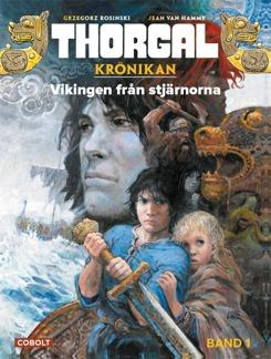 Thorgal 1: Vikingen från stjärnorna