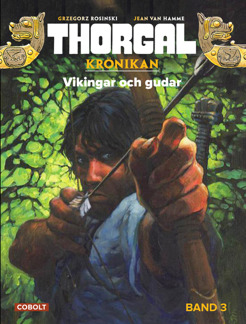 Thorgal 3: Vikingar och gudar - Thorgal 3: Vikingar och gudar