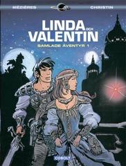 Linda och Valentin: Samlade äventyr 1