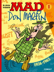 MAD 1: Don Martin 1956–1965