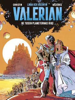Linda och Valentin: De tusen planeternas rike