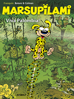 Marsupilami 3: Viva Palombia!