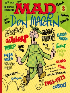 MAD 3: Don Martin 1965–1973