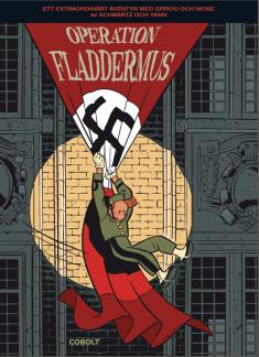 Spirou: Operation Fladdermus