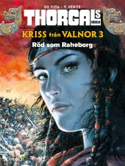 Kriss från Valnor 3: Röd som Raheborg