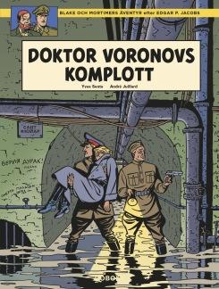 Blake och Mortimer: Doktor Voronovs komplott